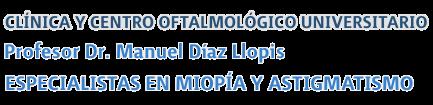 Operación Miopía Láser Valencia